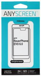 """6""""  Пленка защитная для смартфона RoverPhone EVO 6.0"""