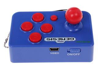 Игровая приставка SEGA Genesis Nano Sonic + 10 различных игр