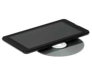 "7"" Планшет Prestigio MultiPad Wize 3147 8 Гб 3G черный"