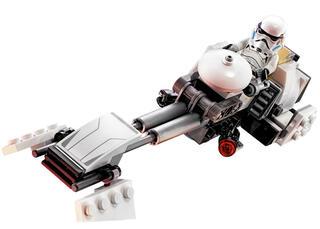 Конструктор LEGO Star Wars Скоростной спидер Эзры 75090