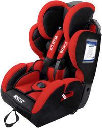 Детское автокресло Sparco F700K красный
