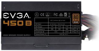 Блок питания EVGA 450B [100-B1-0450-K1]