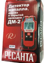 Детектор металлов Ресанта ДМ-2