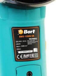 Углошлифовальная машина BORT BWS-1200U-SR