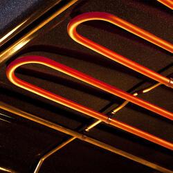 Электрический духовой шкаф Pyramida F 84 EIX-P BLACK LUXE