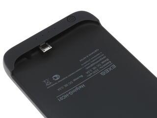 Чехол-батарея Exeq HelpinG-HC01 BL черный