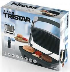 Гриль Tristar GR-2841 серебристый