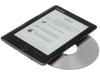 6'' Электронная книга gmini MagicBook S6LHD серый + чехол
