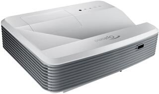 Проектор Optoma X320UST серебристый