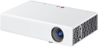 Карманный проектор LG PB62G белый