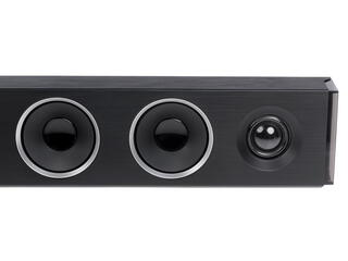 Звуковая панель LG SH3B черный