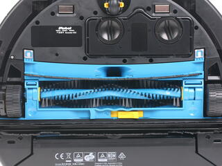 Пылесос-робот iRobot Scooba 450 черный