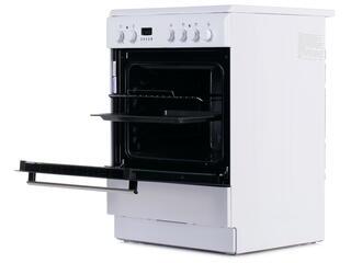Электрическая плита Hotpoint-ARISTON H6V5D60 (W) RU белый