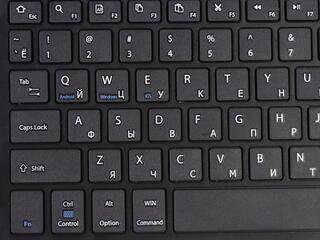 Клавиатура-чехол для планшетов InterStep