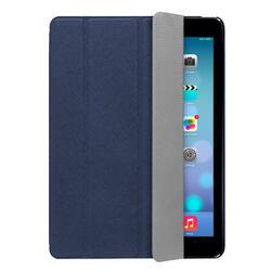 Чехол-подставка Ultra Cover PU и защитная пленка для Apple iPad AIR, синий, Deppa