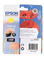 Картридж струйный Epson T17 (XL)