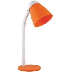 Настольный светильник Camelion KD-351 C11 белый, оранжевый
