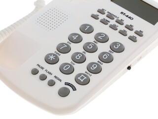 Телефон проводной Ritmix RT-440