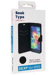 Чехол-книжка  Red Line для смартфона DEXP Ixion MS450 Born