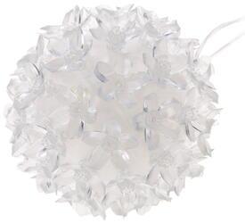 Светильник декоративный Старт 50LED Сакура белый