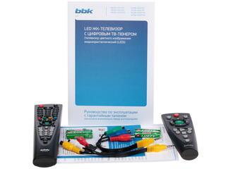 """49"""" (125 см)  LED-телевизор BBK 50LEM-1022 черный"""