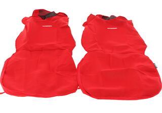 Чехлы на сиденье AUTOPROFI R-1 SPORT PLUS R-402Pf красный
