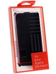 Флип-кейс  Interstep для смартфона Sony Xperia  M4