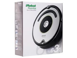 Пылесос-робот iRobot Roomba 631 черный