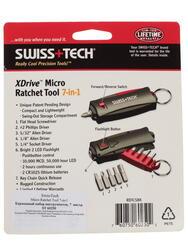 Мультитул Swiss+Tech Micro Ratchet Tool