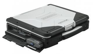 "13.1"" Ноутбук Panasonic Toughbook CF-31 серый"