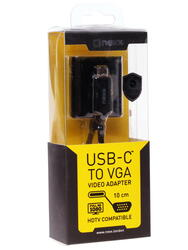 Переходник NEXX  USB-C - VGA