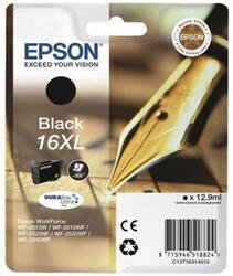 Картридж EPSON 16XL черный для WF2010