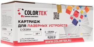 Картридж лазерный Colortek CE285A