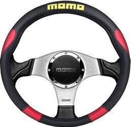 Оплетка на руль Momo UNIVERSAL MOMO-305 черный
