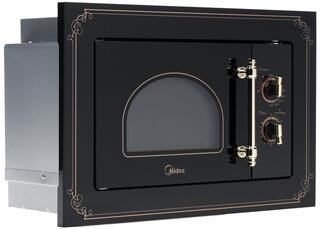 Встраиваемая микроволновая печь Midea MG820BW8-B2 черный