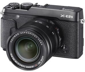 Камера со сменной оптикой FujiFilm X-E2s Kit 18-55mm