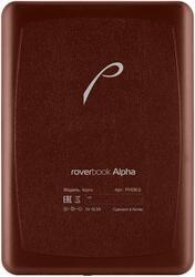 6'' Электронная книга Rover Alpha Brown