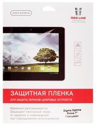 "Пленка защитная для планшета Digma Optima Prime 7"""