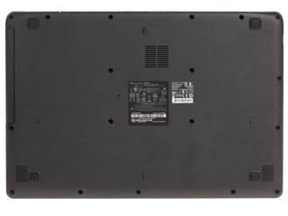 "15.6"" Ноутбук Acer Packard Bell ENTG81BA-P454 черный"