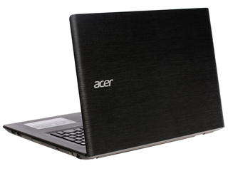 """17.3"""" Ноутбук Acer Aspire E5-772G-38YC черный"""
