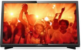 "24"" (60 см)  LED-телевизор Philips 24PFT4031 черный"