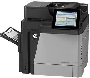МФУ лазерное HP LaserJet Enterprise M630dn