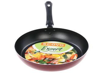 Сковорода Scovo СЭ-024 Expert красный