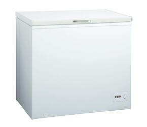 Морозильный ларь DEXP СF340D белый