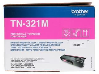 Картридж лазерный Brother TN-321M