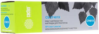Картридж лазерный Cactus CS-CF401X