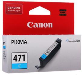 Картридж струйный Canon CLI-471C
