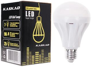 Лампа светодиодная KASKAD LE9E27U-220