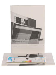 Электрический духовой шкаф Bosch HBG43T360R