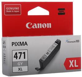 Картридж струйный Canon CLI-471GY XL